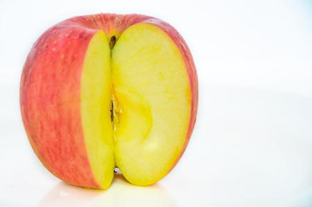 Fresh Apple isolate on white background