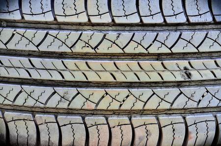 Tire rubber wheel background
