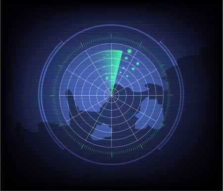 radio detection and ranging something