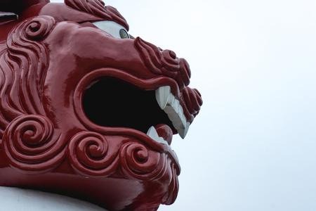 Wenwu temple in Taiwan sunmoonlake