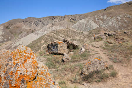 On the hills of Crimea photo