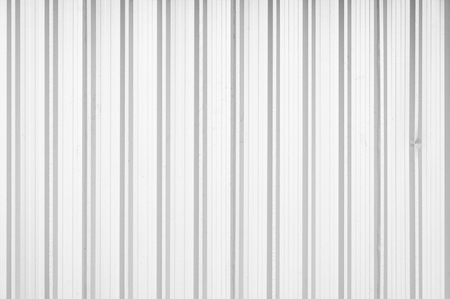 Corrugated metal texture surface,galvanized steel plate as fence wall for background