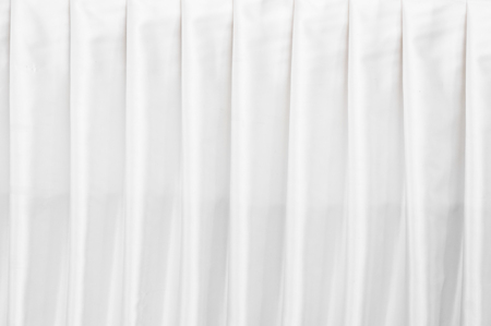 Abstract White curtain texture wallpaper for background