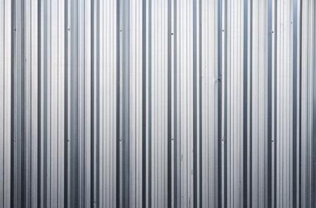 aluminium background: vertical zinc aluminium closeup background metal square ,abstract background Stock Photo