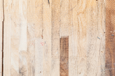 wood panel: Exposed wooden wall exterior, patchwork of raw wood forming a beautiful parquet wood pattern,wood wall pattern