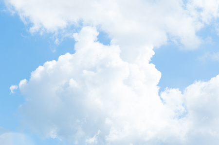 blue sky with cloud with background daylight natural sky