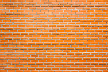 Background of old vintage brick wall,Decorative dark brick wall surface for background