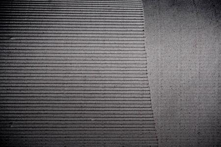 Corrugated Cardboard Texture Background for dark background
