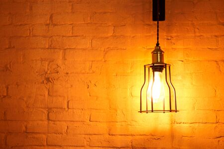 Wall lamp,lamp modern sconce on the wall Stockfoto