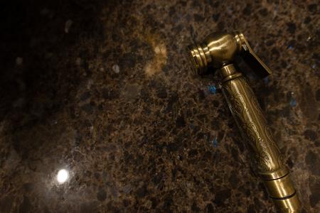 bidet: Bidet spray.