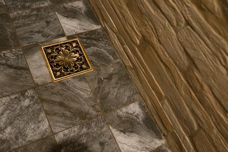 desague: Drenaje de piso.