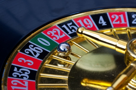 Roulette Stock Photo - 10963372