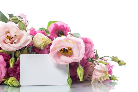 Beautiful bouquet of pink lisianthus flowers stock photo picture beautiful bouquet of pink lisianthus flowers stock photo 84576209 mightylinksfo