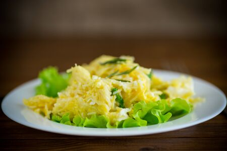 Noodle Omelets Stock Photos And Images 123rf