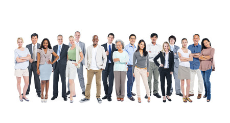 Multi-ethnic csoport Diverse People