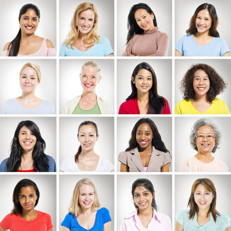 Multi-Ethnic People  photo