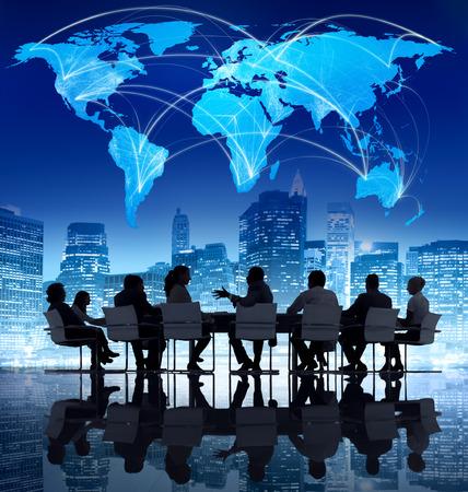 통신: 비즈니스 커뮤니케이션 스톡 콘텐츠