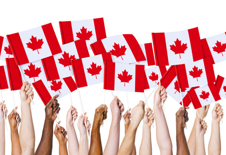 Canadian Flag photo