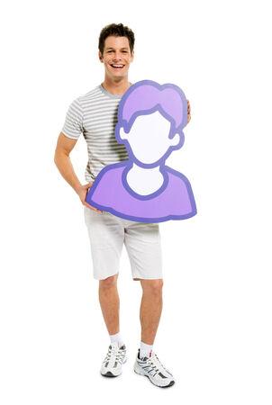 self esteem: Teenage Boy