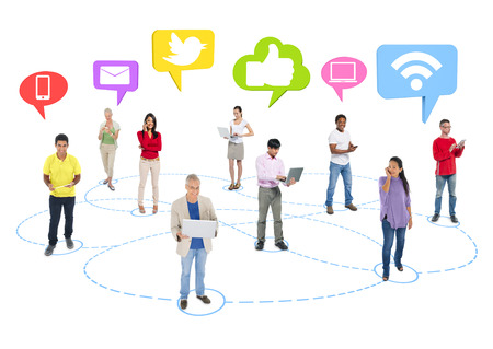 People Social Networking