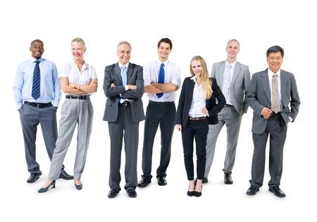grupos de personas: Grupo de hombres de negocios Foto de archivo