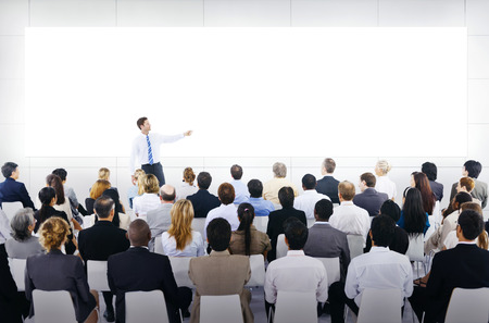 job training: Large Business Presentation