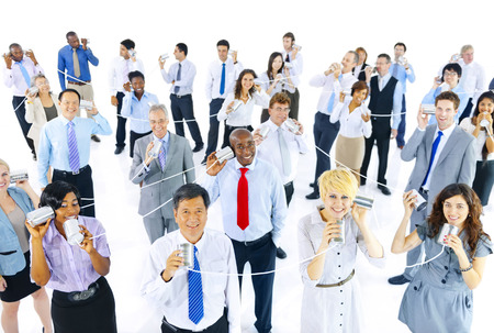 global partnership: Global Communication