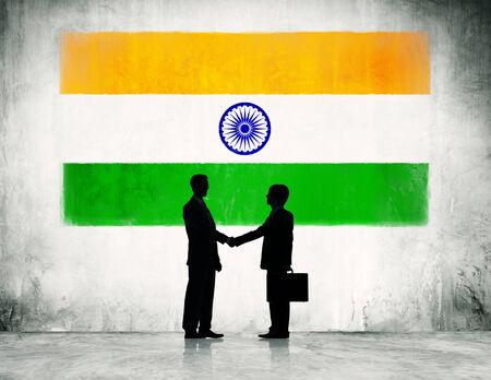 Strategische Unternehmensplanung in Indien.