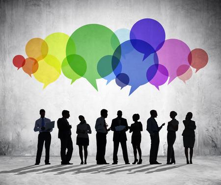 通訊: 企業通信集團