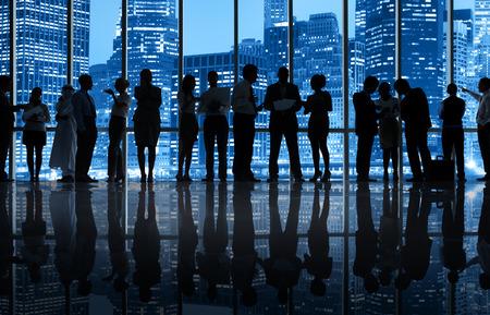 Internationale Geschäftswelt Treffen Standard-Bild - 31308415