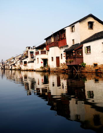 Venice of the East, Suzhou, China. photo