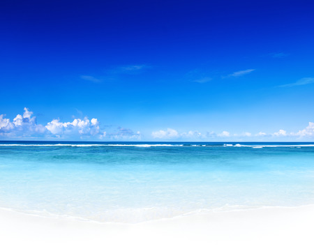 Paradise beach. Banque d'images - 31309707