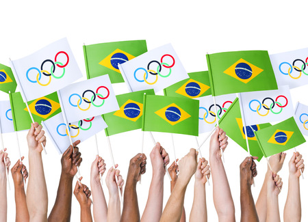 Brasil Olimpíadas de 2016 Editorial