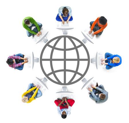 rete di computer: Persone Social Networking e Network Computer Concepts