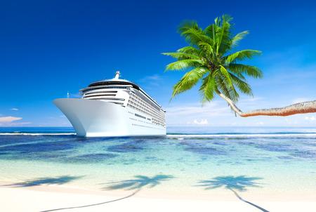 Cruise ship photo