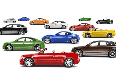 Variété de voiture de collection Banque d'images - 31314567