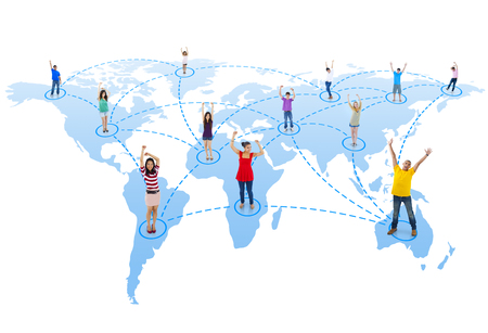 linking together: Global Communications