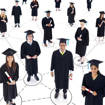 Graduating Connection photo
