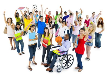 discapacidad: Educaci�n