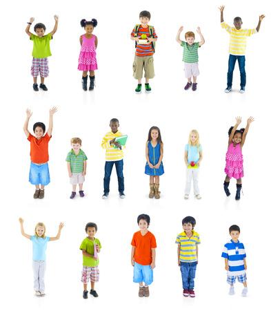 Group of Children photo