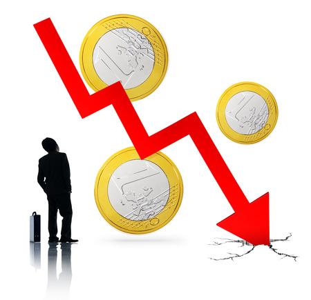 Euro Collapsing photo