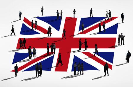 Global Business : British photo