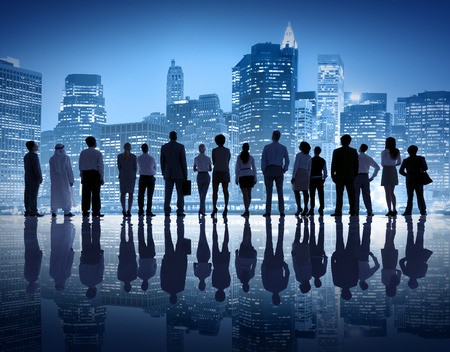 analysed: Global Business People in the City