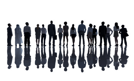 analysed: Group of Business People
