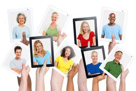 Network Communication photo