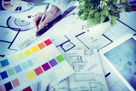 designer: Designer Working on a New Project