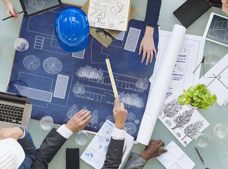 architect tools: Group of Architects Planning