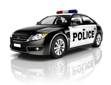 경찰 차 스톡 콘텐츠 - 34403735