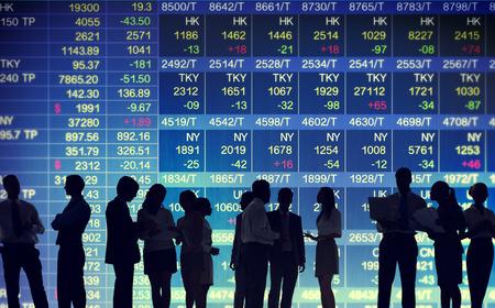 証券取引所の市場取引の概念