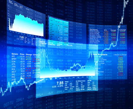 winning stock: Financial Data